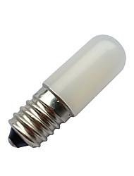 cheap -LED Globe Bulbs 1pc 1.5 W 80 lm E14 E12 T 2 LED Beads Integrate LED Decorative Warm White White 220-240 V 110-130 V
