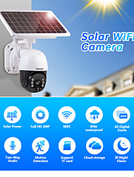 cheap -DIDSeth N71-300 IP Security Cameras 3MP PTZ Mini Wireless Waterproof Motion Detection IR-cut Outdoor Support 128 GB