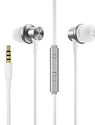 cheap -Joyroom JR-EL115 Wired In-ear Earphone 3.5mm Audio Jack PS4 PS5 XBOX Ergonomic Design Stereo with Microphone for Apple Samsung Huawei Xiaomi MI  Mobile Phone