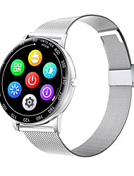 cheap -YH6 Smartwatch Fitness Running Watch Bluetooth Pedometer Sleep Tracker Heart Rate Monitor Long Standby Media Control Message Reminder IP 67 42mm Watch Case for Android iOS Men Women