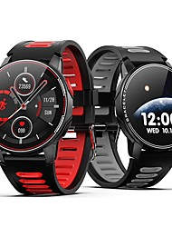 cheap -L6 Smartwatch Fitness Running Watch Bluetooth Pedometer Activity Tracker Sleep Tracker Camera Control Anti-lost IPX-6 40mm Watch Case for Android iOS Men Women / Sedentary Reminder / NRF52832