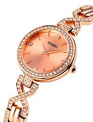 cheap -SKMEI Women's Quartz Watches Analog Quartz Casual Diamond Creative
