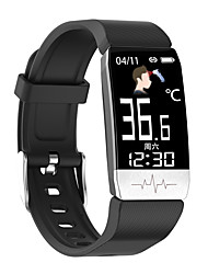 cheap -T1S Smartwatch Fitness Running Watch Bluetooth Pedometer Activity Tracker Sleep Tracker Long Standby Media Control with Camera IP 67 42mm Watch Case for Android iOS