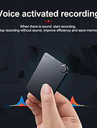 cheap -Digital Voice Recorder LITBest K2 32GB Portable Digital Voice Recorder Recording MP3 Player Rechargeable for Traveling Meeting