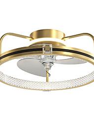 cheap -LED Ceiling Light 50 cm Circle Design Ceiling Fan Aluminum Artistic Style Modern Style Stylish Brushed Electroplated LED Modern 220-240V