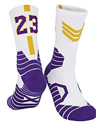 cheap -Leading Summer Men's Mid-Tube Towel Bottom Basketball Socks Ladies Sports Socks Elite Football Socks Terry Socks Children's Socks