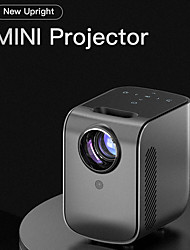 cheap -Rigal RD-862 LED Projector Video Projector for Home Theater 640x360 1000 lm Compatible with TV Stick