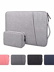 cheap -Portable Waterproof Laptop Case Notebook Sleeve 13.3 15.6 inch For Macbook Pro Computer PC Bag HP Acer Xiami ASUS Lenovo
