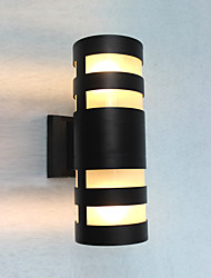 cheap -LED Outdoor Wall Lights Waterproof Outdoor Acrylic Wall Light 220-240V 5 W