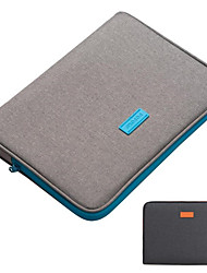 cheap -POFOKO A220 12 Inch Laptop / 13.3 Inch Laptop Sleeve Plain for Business Office for Travel Unisex