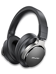 cheap -AWEI A710BL Over-ear Headphone Bluetooth5.0 Stereo HIFI ANC Active Noice-Cancelling for Apple Samsung Huawei Xiaomi MI  Everyday Use Traveling Outdoor Mobile Phone