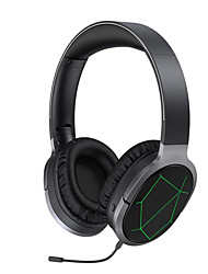 cheap -AWEI A799BL Gaming Headset Bluetooth5.0 Stereo with Microphone HIFI for Apple Samsung Huawei Xiaomi MI  Everyday Use Traveling PC Computer Gaming