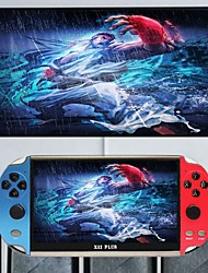 cheap -X12 PLUS 7 Inch Retro Handheld Video Game Player Gift Handheld Game Console 16GB Portable Video Game Built-in 10000 Game