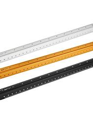 cheap -Aluminum Alloy Triangular Scale Ruler Drawing Tools Architectural Scale Ruler 110012001250130014001 500 Drawing Scale
