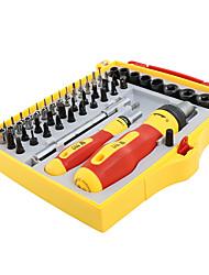 cheap -BST-2028B Precision screwdriver set 62 in 1 mini magnetic screwdriver set,Iphone Samsung Mobile phone iPad camera repair tool