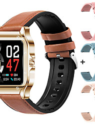 cheap -COLMI LAND2S Smartwatch Fitness Running Watch 3G 4G Bluetooth 1.4 inch Screen IP 67 Waterproof Touch Screen Heart Rate Monitor ECG+PPG Timer Stopwatch 40mm Watch Case for Android iOS Men Women