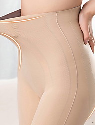 cheap -Corset Women's Control Panties Seamless Simple Style Breathable Comfortable Tummy Control Basic Yoga Solid Color Fashion Seamed Lace Up Nylon Polyester Christmas Halloween Wedding Party Birthday Party