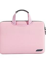 cheap -POFOKO Laptop Bag Case for Macbook Air Pro Retina 13.3/15.4 Laptop Sleeve 15.6 Notebook Bag For Dell Acer Asus HP Business Handbag