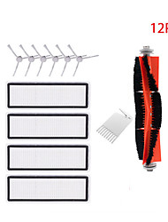 cheap -12pcs Filter Main Brush Filter RP Cloth Kits for Xiaomi Robot Vacuum Cleaner Part Accessories