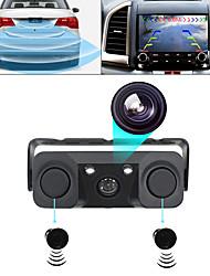 cheap -PZ451 N / A Wireless Rear View Camera Waterproof / 360° monitoring for Car Reversing camera