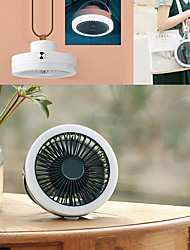 cheap -Portable Fan Electric Desk Ceiling N2 Wall Air Cooling Usb Rechargeable For Outdoor Office Live Broadcast With Ring Light Fans