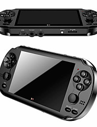 cheap -X1 Game Console For PSP 4.3-inch Game Console Nostalgic Classic Dual-Shake Game Console 8G Built-in 10000 Games 8/16/32/64 BitX1 Game Console For PSP 4.3-inch Game Console Nostalgic Classic Dual-Sha
