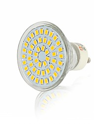 cheap -LED Spotlight 1pc 4pcs 6pcs 10pcs 12pcs  3W LED Spotlight 250-300 Lm GU10 E27 48 LED Beads SMD 2835 Decorative Warm White Natural White White 220-240 V