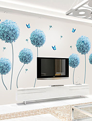 cheap -creative wall decoration wallpaper room wallpaper self-adhesive bedroom warm stickers living room tv background wall stickers 60*90CM
