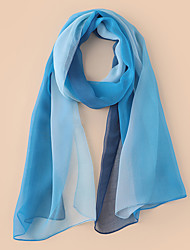 cheap -Women's Active Infinity Scarf - Color Block Breathable