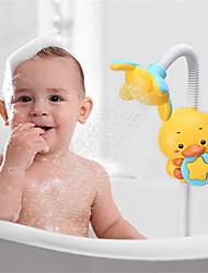cheap -DUCK Bath Toys Baby Toddler Toy for Pool Bathtub Water Shower Head Kids Children Gift for Boys Girls