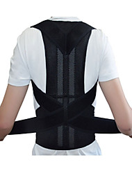 cheap -Adult Back Fixation Belt Male And Female Spine Posture Correction Belt With Support Plate Kyphosis Correction Belt