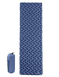 cheap -Inflatable Sleeping Pad Camping Pad Air Pad Outdoor Camping Portable Ultra Light (UL) Moistureproof Anti-tear TPU Nylon 195*61*5 cm for 1 person Fishing Beach Camping / Hiking / Caving Autumn / Fall