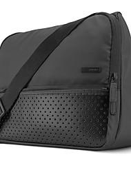 cheap -POFOKO TT 10 Inch Laptop / 11.6 Inch Laptop / 12 Inch Laptop Shoulder Messenger Bag / Briefcase Handbags Plain for Business Office for Travel Unisex Waterpoof