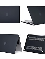 cheap -Laptop Case For Macbook Air 13 A2337 A2179 2020 A2338 M1 Chip Pro 13 12 11 15  New Touch Bar for Mac book Pro 16 A2141 Case