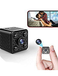 cheap -Mini Hidden Camera WiFi Wireless Spy Camera Small Home Security Surveillance Nanny Cam 4K Indoor Video Recorder with Phone App Live Feed Night Vision Motion Detection
