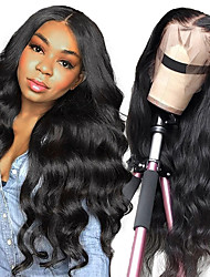 cheap -4*4body transparent net human hair hair set with snake twist is a hot seller in Europe and America