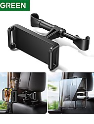 cheap -UGREEN Phone Holder Stand Mount Car Car Holder Adjustable Silicone ABS Phone Accessory iPhone 12 11 Pro Xs Xs Max Xr X 8 Samsung Glaxy S21 S20 Note20