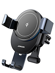 cheap -Phone Holder Stand Mount Car Air Vent Outlet Grille Dashboard Adjustable ABS Phone Accessory iPhone 12 11 Pro Xs Xs Max Xr X 8 Samsung Glaxy S21 S20 Note20