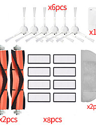cheap -19pcs Filter Main Brush Filter RP Cloth Kits for Xiaomi Robot Vacuum Cleaner Part Accessories