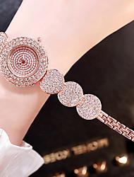 cheap -Women's Quartz Watches Analog Quartz Stylish Glitter Luxury Creative
