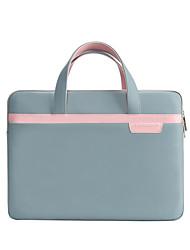 cheap -12 Inch Laptop / 14 Inch Laptop / 15.6 Inch Laptop Briefcase Handbags Solid Color Shock Proof