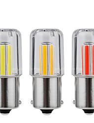 cheap -OTOLAMPARA Super Bright Lightness 120W 1156 BA15S P21W LED Brake Light Bulb DC 12-30V Wide Voltage 360 Degrees Lightness Crystal Shell Car Lights White/Amber/Red