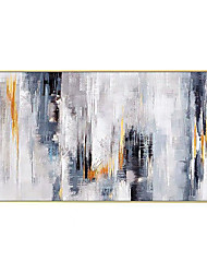 cheap -Oil Painting Handmade Hand Painted Wall Art Classic Simple Paintings Home Decoration Decor Stretched Frame Ready to Hang