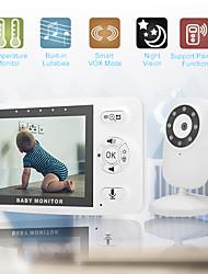 cheap -Baby Monitor PAL: 352 X 288; NTSC: 352 X 240 mp Effective Pixels CMOS 75 ° Viewing Angle 5 m Night Vision Range