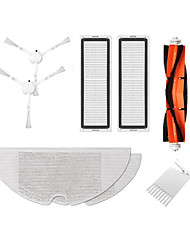 cheap -8pcs  Filter Main Brush Filter RP Cloth Kits for Xiaomi  Robot Vacuum Cleaner Part Accessories