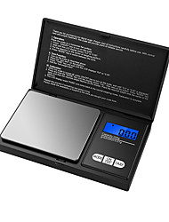 cheap -0.05g-500g Digital Jewelry Scale Portable Auto Off LCD-Digital Screen Mini Pocket Digital Scale For Jewelry Lab Kitchen Office and Teaching Home life