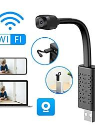 cheap -Surveillance Cameras With Wifi Mini Camera IP USB Full HD 1080P P2P CCTV SD Card Cloud Storage Smart AI Human Detection
