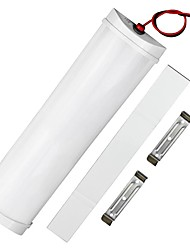 cheap -OTOLAMPARA 11 inches 72W High Lightness Truck Trailer Interior Dome Lamp DC12-80V Vehicle Switch on/off Bright Lamp White Carriage Container LED Lamp 1pcs