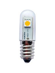 cheap -LED Globe Bulbs 10pcs 5pcs 3pcs 0.5 W LED Globe Bulbs 30 lm E14 3 LED Beads SMD 5050 Decorative Warm White White 100-240 V