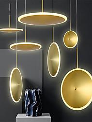 cheap -LED Pendant Light 20 cm Single Design Pendant Light Acrylic LED Nordic Style 110-240 V